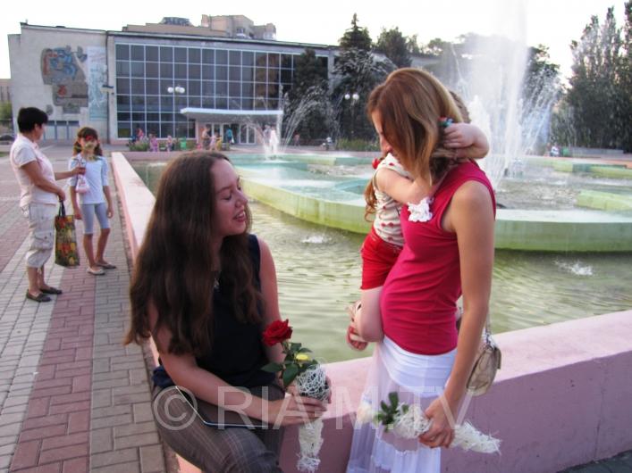 Мелитопольские лесбиянки
