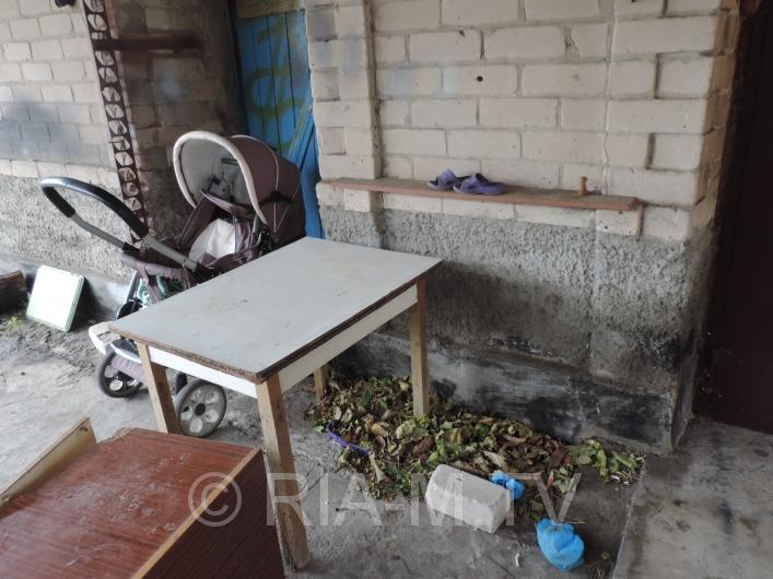 Двойное убийство под Мелитополем: найдены тела матери иее2-летнего сына