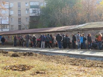 Субботник, как альтернатива митингов и Майданов (видео)