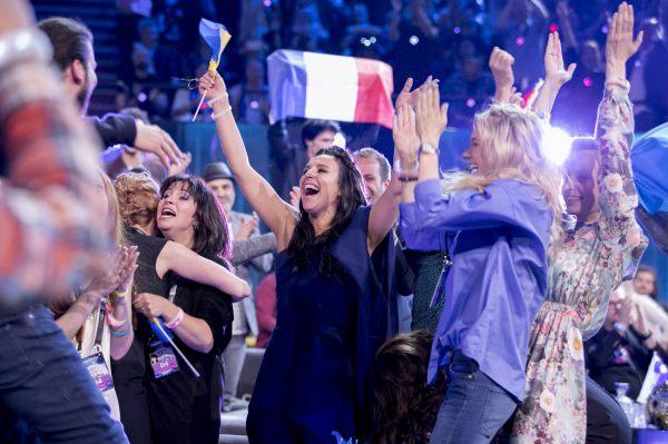 Как Джамала победила на Евровидении: