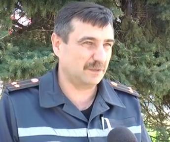 У мелитопольского управления ГСЧС сменился начальник