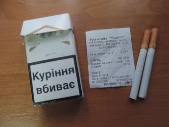 Купили сигареты подделка аксессуары для электронной сигареты купить в
