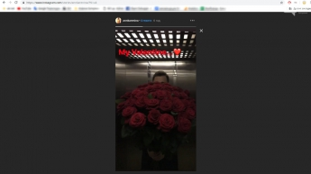 Заммэра Запорожья Анатолий Пустоваров подарил девушке букет стоимостью  больше 3000 гривен c60f264efa076