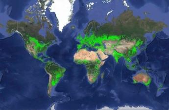 Пахотные земли стран мира и место Украины на карте земельных ресурсов планеты
