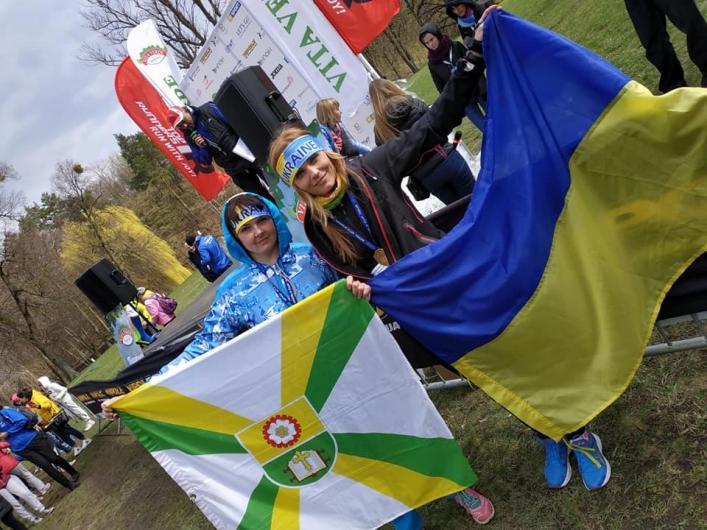 В Киеве прошел Этап «Кубка мира по скандинавской ходьбы 2019»