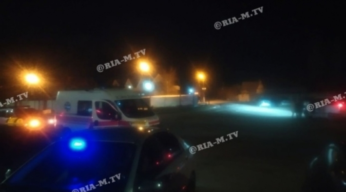 Перестрелку в Мелитополе возле кафе прокомментировал главный полицейский (видео)