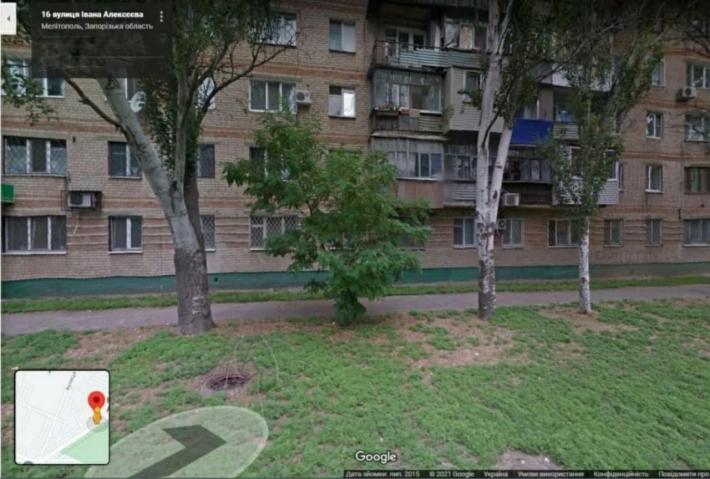 В Мелитополе многоэтажка едва не взлетела на воздух из-за утечки газа (фото)