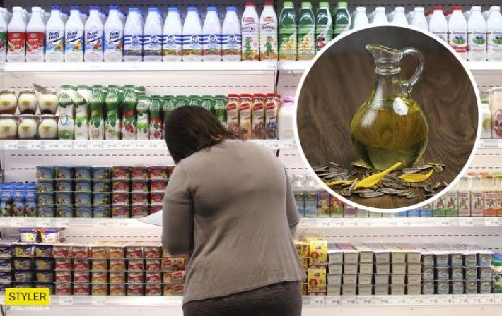 В Украине подсолнечное масло подорожает до 100 гривен: когда ждать скачка