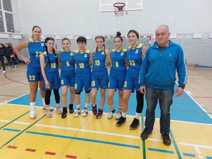 В Мелитополе появилась новая женская баскетбольная команда: победа с первого старта